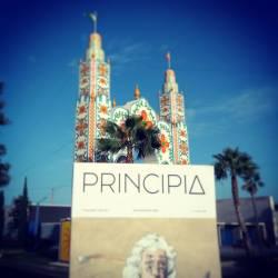 Arte, cultura, ciencia… Principia en la #feria de Málaga #iloveprincipiamag (en Feria De Málaga, El Real)