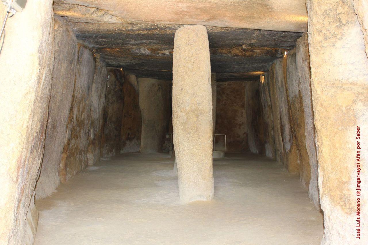 Sepulcro megalítico de Menga