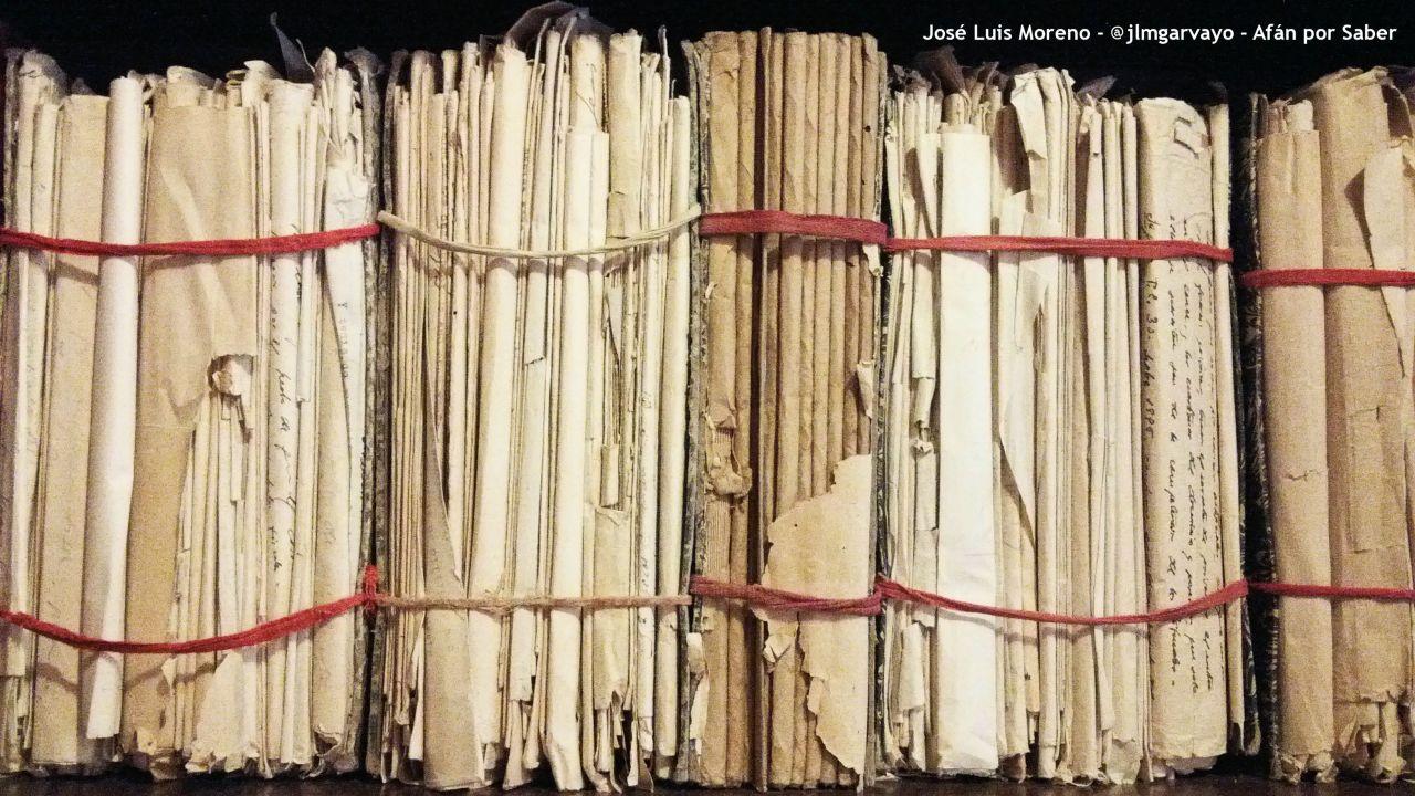 Una vida en papel