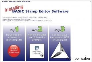 66 watermark 320x240 instalacion software 001 Paso 1: Instalación del software y conexión de la tarjeta Home Work al PC