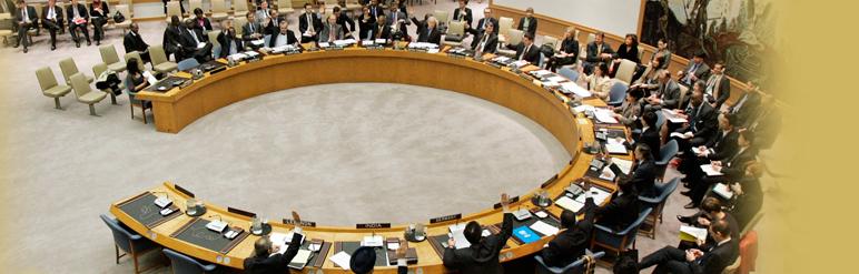 Consejo de Seguridad ¿DEBE LA ONU INTERVENIR EN EL CONFLICTO DE SIRIA?