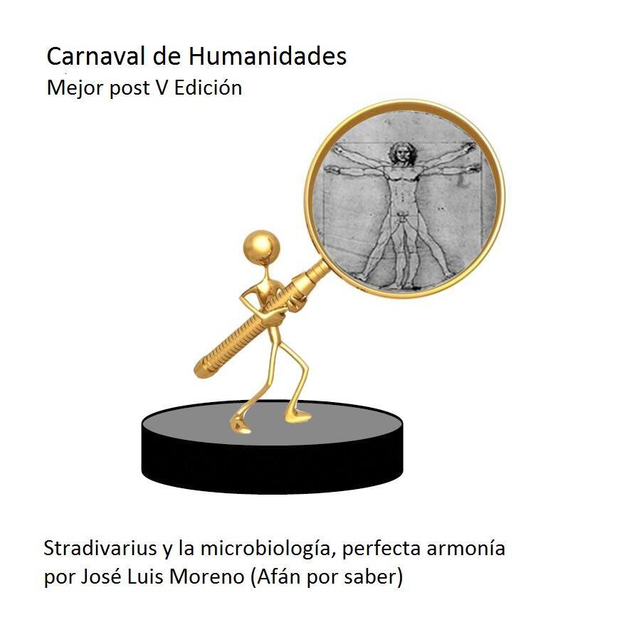 Ganador V carnaval humanidades