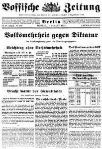 328px Vossische 1932 0108 205x300 ALBERT EINSTEIN
