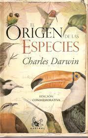 Portada El origen de las especies Comienza el sorteo !!!