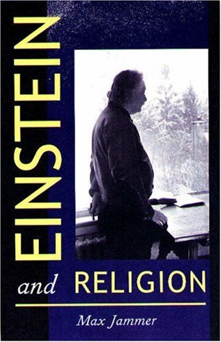book 1016 cover Einstein and religion