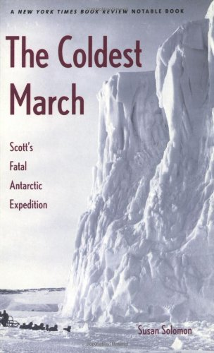book 902 cover The coldest march