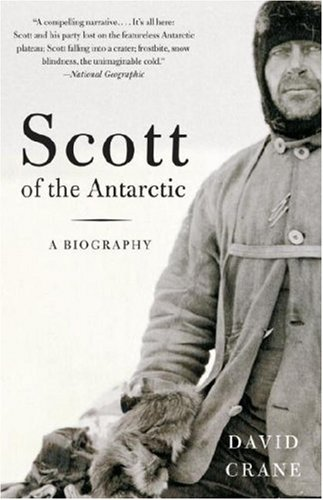 book 911 cover Scott of the Antarctic: A biography