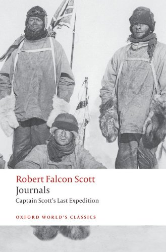 book 920 cover Captain Scotts last expedition