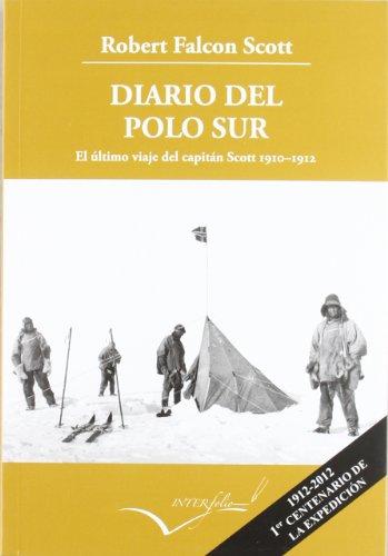 book 929 cover Diario del Polo Sur: el último viaje del capitán Scott