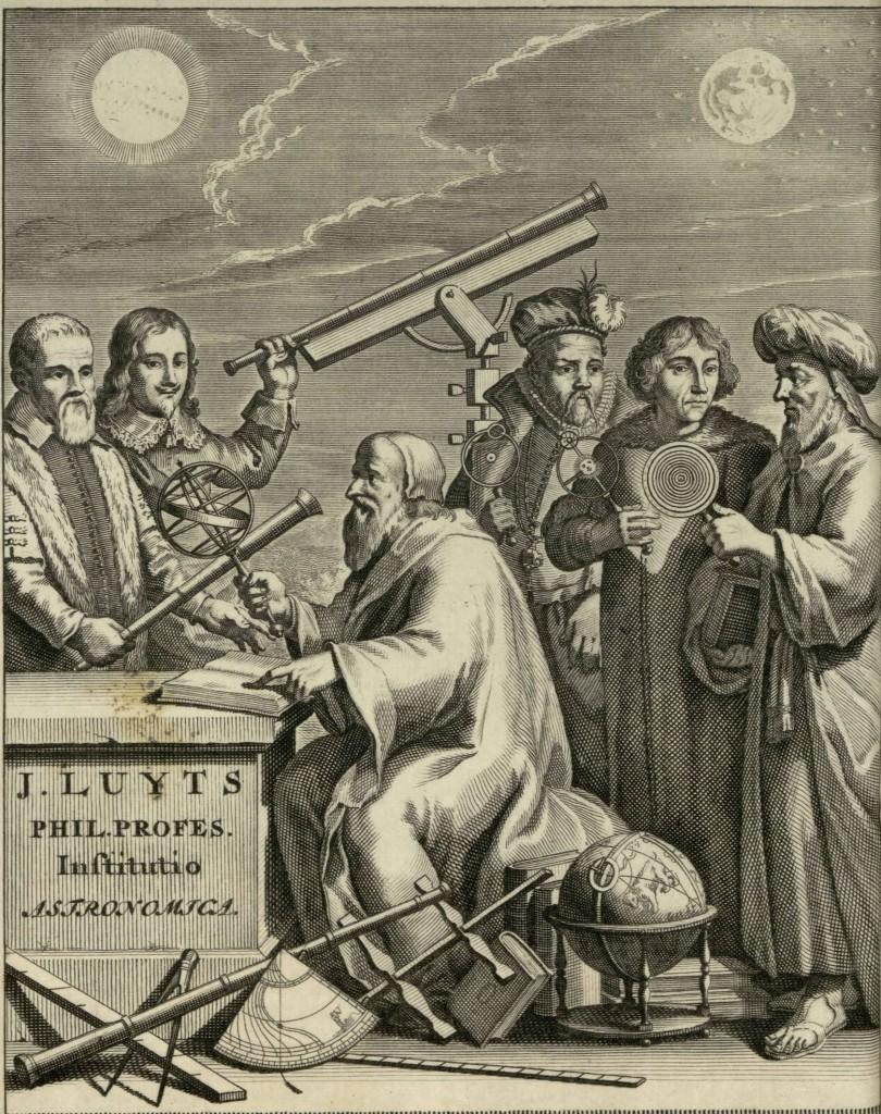 Detalle Astronomica institutio 810x1024 JOHANNES KEPLER.  Pasado y futuro de la astronomía.