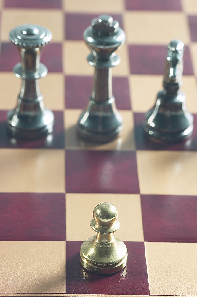 ajedrez Confía en mí, tengo una intuición... (y II)
