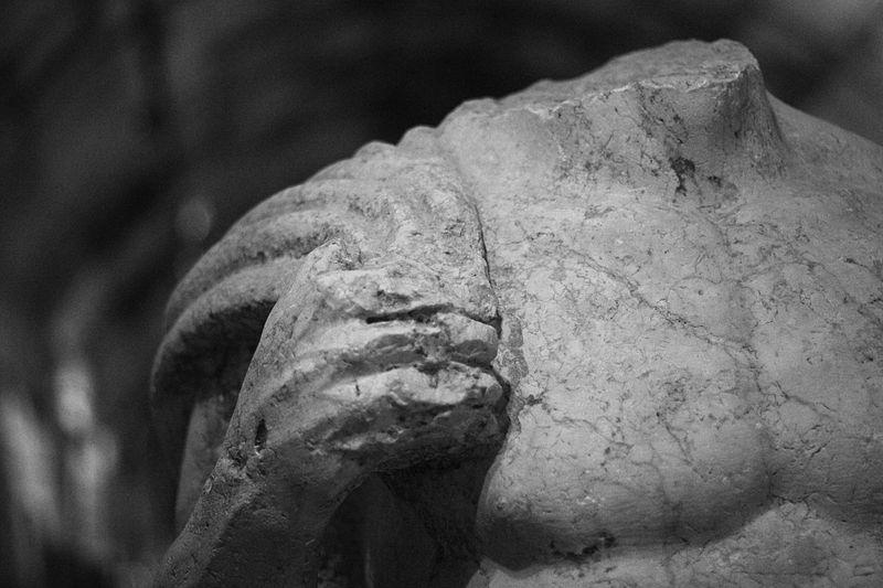 Museo Baalbek Libano La caída o decadencia del Imperio romano (I)