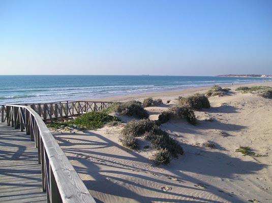 Playa de la Barrosa Vacaciones