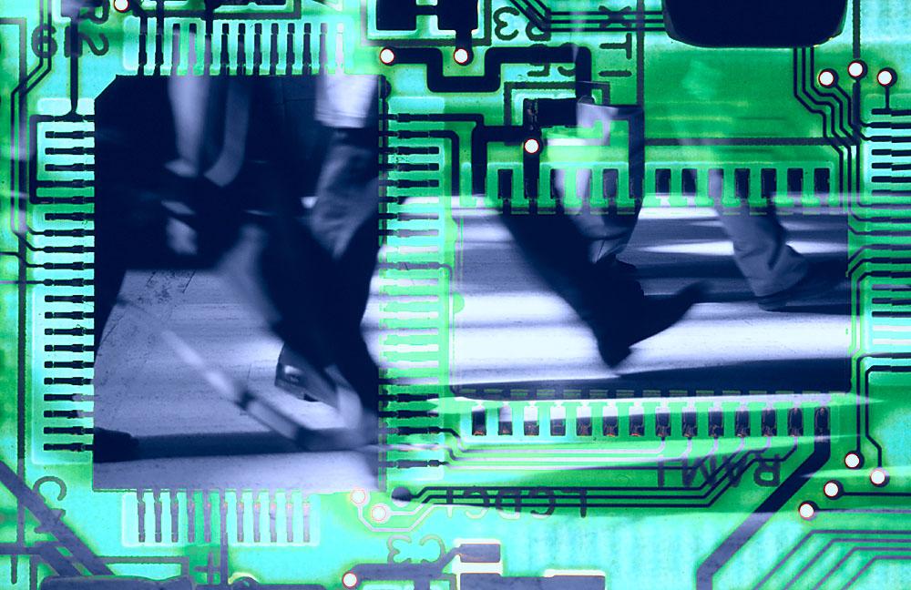 chip Introducción a la robótica: construir un microbot