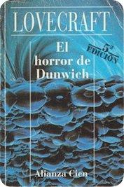 El horror de Dunwich Los libros que he leído este año