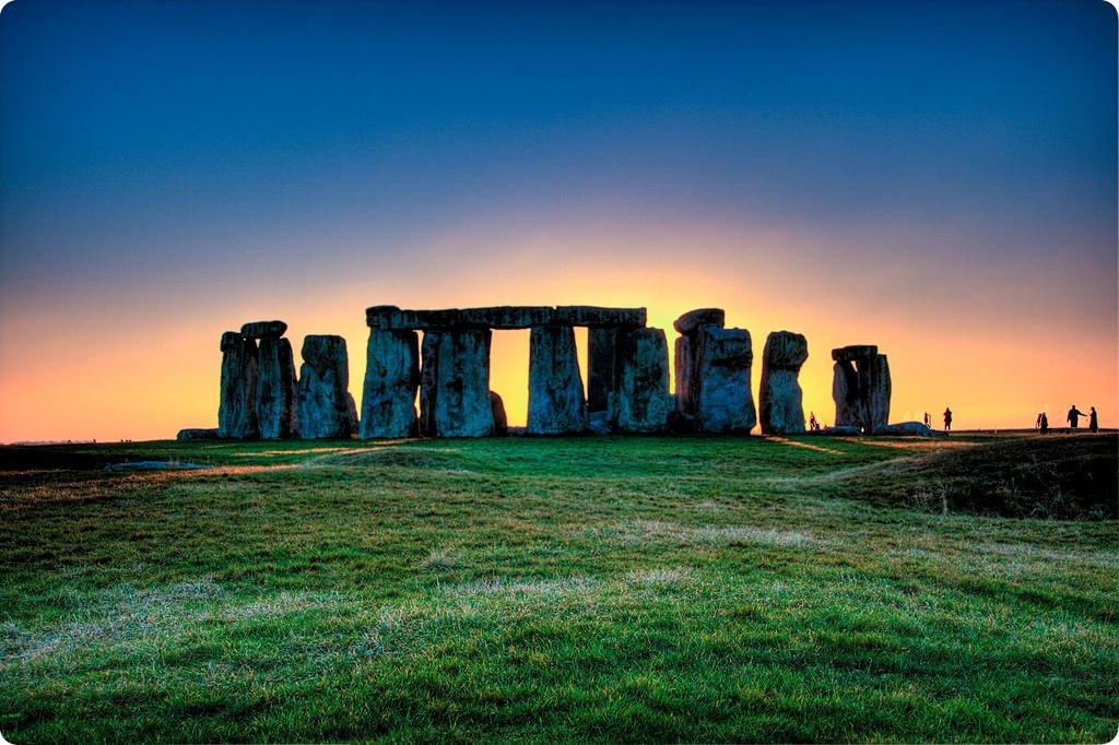 Stonehenge Siete días ... 25 de noviembre a 1 de diciembre