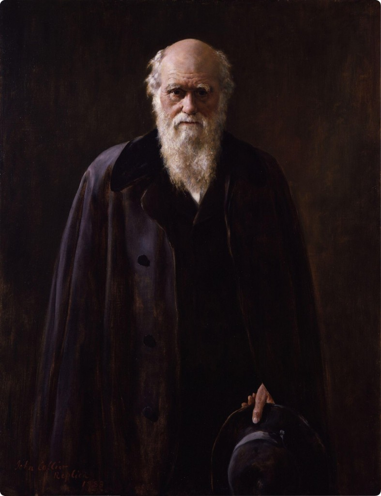 Charles Robert Darwin by John Collier 787x1024 Para entender la paleoantropología. 2ª parte: La evolución