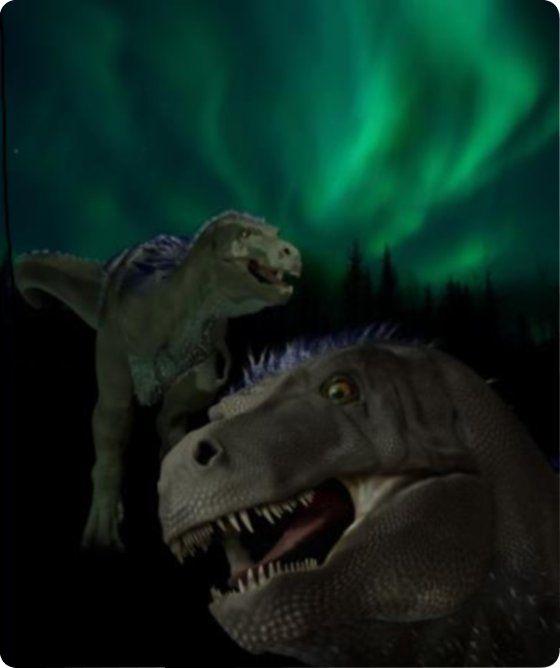 dinosaurio Siete días ... 10 a 16 de marzo