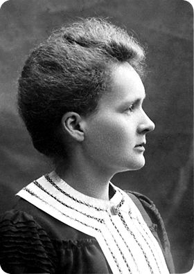 Marie Curie en 1903 (Des)igualdad en la ciencia
